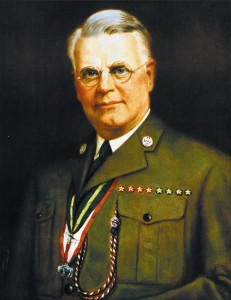 Portrait of James E. West